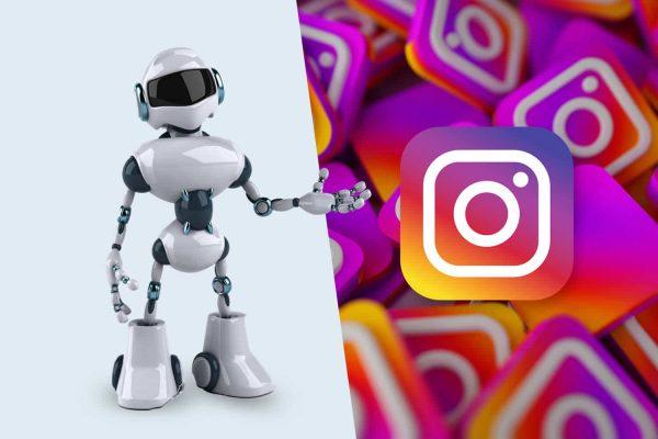 ربات هوشمند اینستاگرام