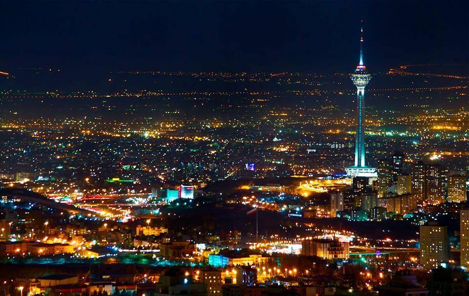 اهمیت شهر تهران