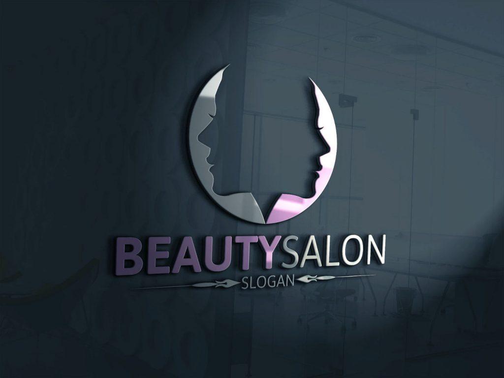 ساخت لوگو آرایشگاه زنانه
