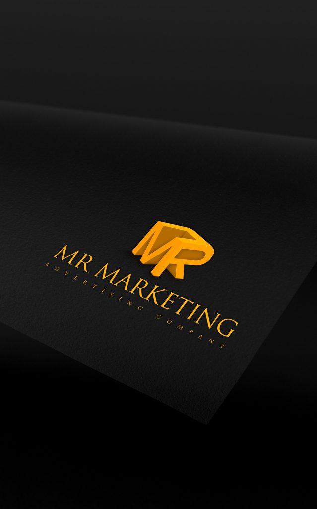 هزینه طراحی لوگو حرفه ای آنلاین مستر مارکتینگ