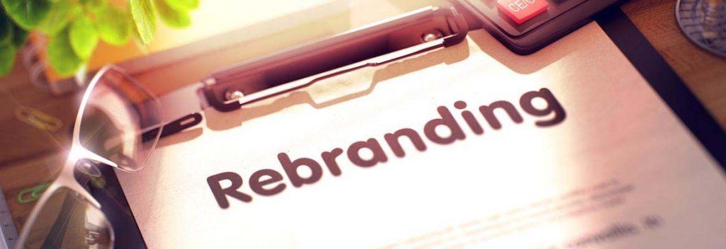 بازسازی برند یا ریبرندینگ rebranding