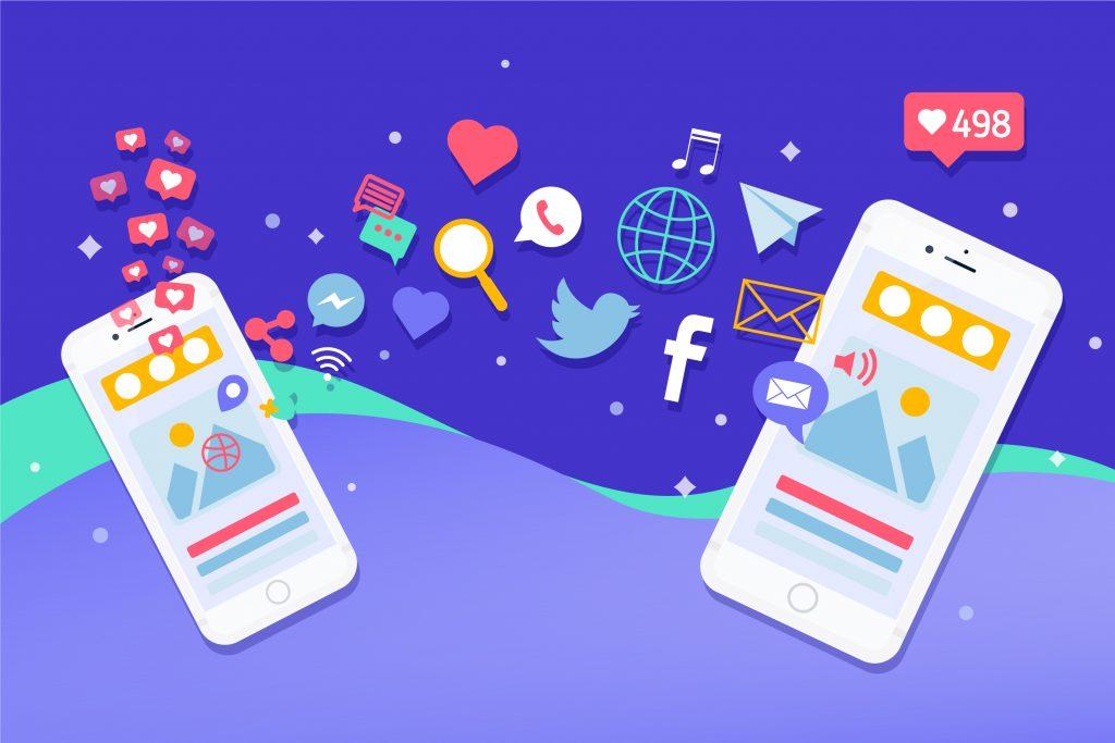 استراتژی بازاریابی شبکه های اجتماعی