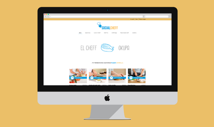طراحی و ساخت سایت وردپرسی آموزش آشپزی