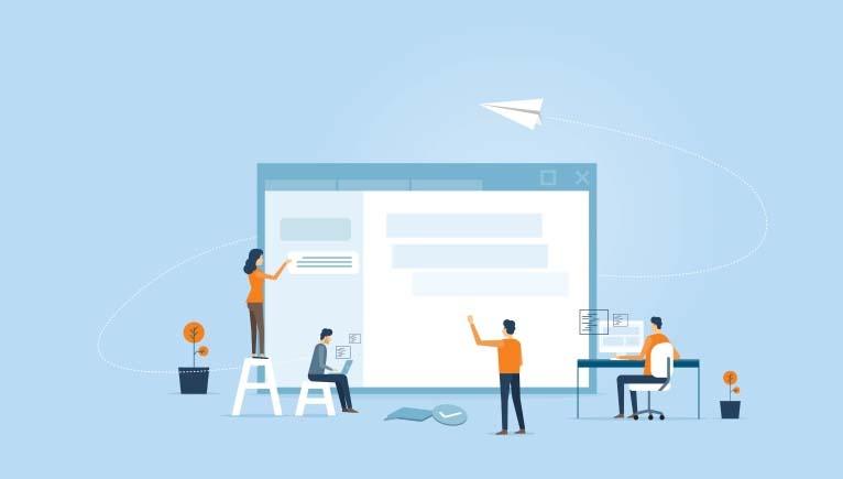 عناصر اصلی یک وب سایت موثر