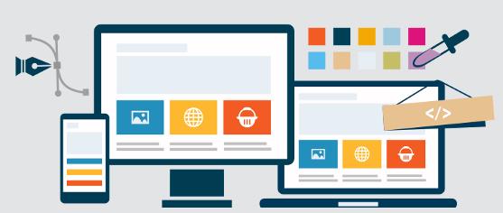 5 نکته اساسی طراحی ظاهری وب سایت حرفه ای